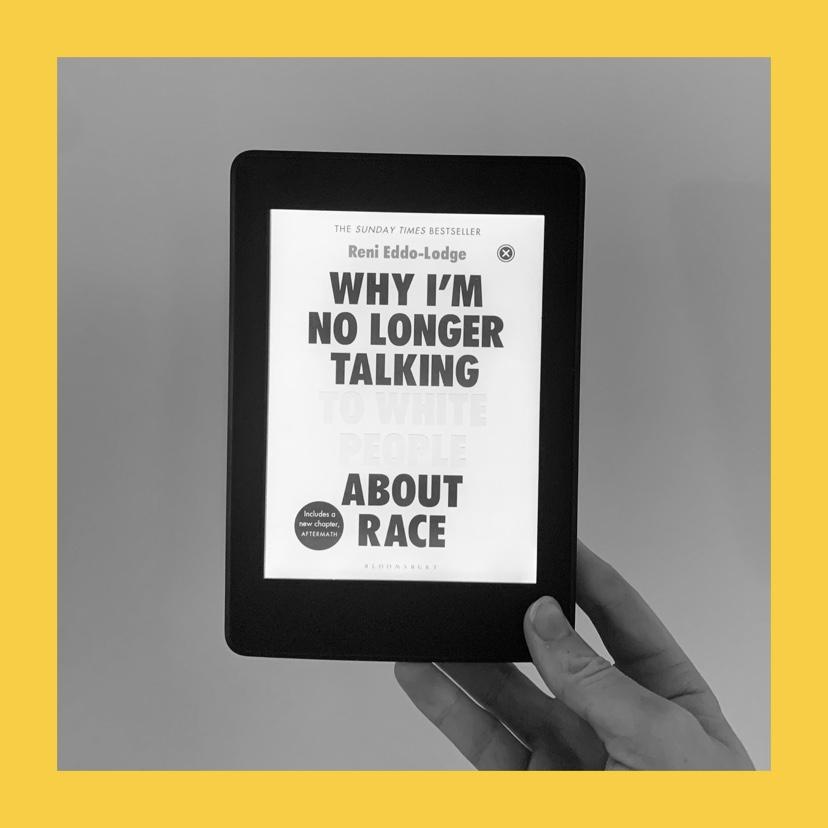 Why I'm No Longer Talking About Race by Reni Eddo Lodge